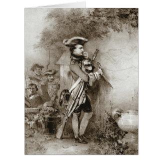 Napoleon Bonaparte 1826 Big Greeting Card