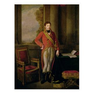 Napoleon Bonaparte  as First Consul, 1799-1805 Postcard
