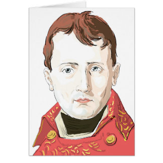 Napoleon Bonaparte Card