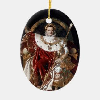 Napoleon Bonaparte Ceramic Ornament