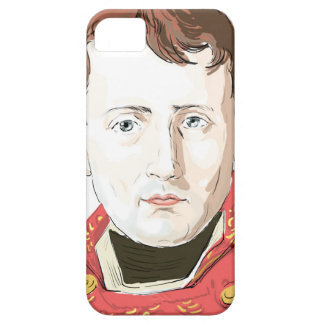 Napoleon Bonaparte iPhone 5 Covers