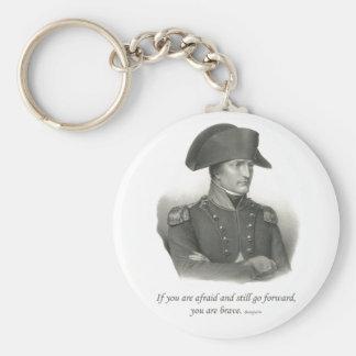Napoleon Bonaparte Keychain