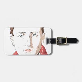 Napoleon Bonaparte Luggage Tag