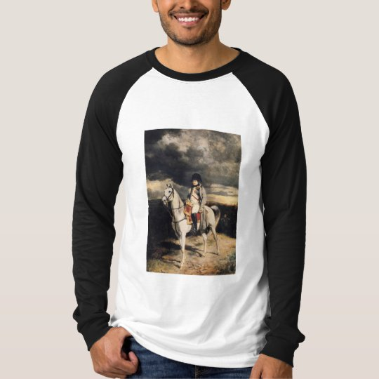 Napoleon Bonaparte On Horseback T-Shirt