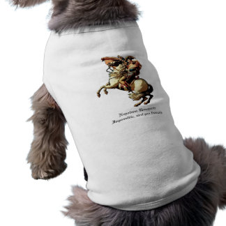 Napoleon Bonaparte Pet Clothing