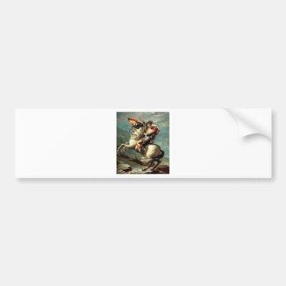 napoleon bumper sticker