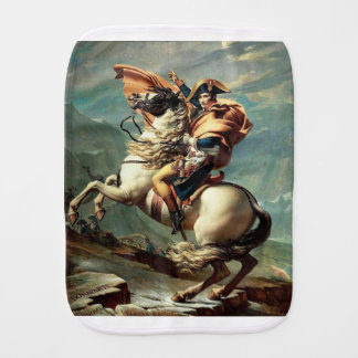 napoleon burp cloth