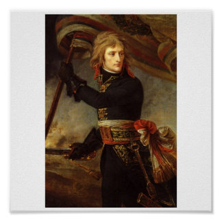 Napoleon by Antoine Jean Gros Poster