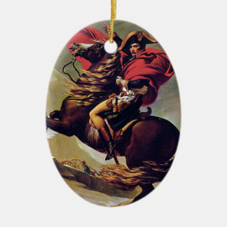 Napoleon Ceramic Ornament