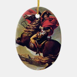 Napoleon Ceramic Oval Ornament