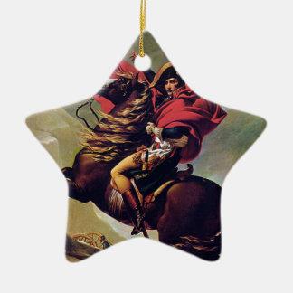 Napoleon Ceramic Star Ornament