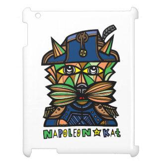 """""""Napoleon Kat"""" 631 Art iPad Case"""