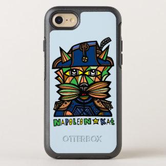 """""""Napoleon Kat"""" Apple & Samsung Otterbox Case"""