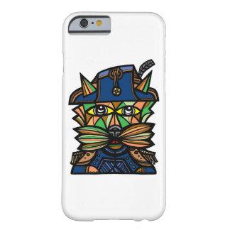 """Napoleon Kat"" Glossy Phone Case"