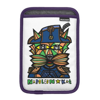 """Napoleon Kat"" iPad Mini Soft Case"