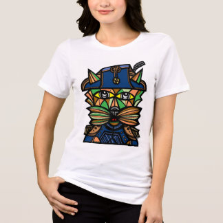"""""""Napoleon Kat"""" Women's Relaxed Fit T-Shirt"""