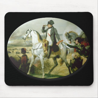 Napoleon on a horse mouse pad