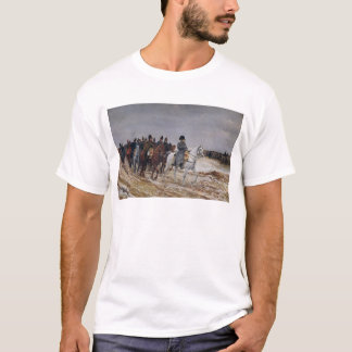 Napoleon  on Campaign in 1814, 1864 T-Shirt