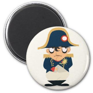 Napoleon on Your Fridge Fridge Magnet