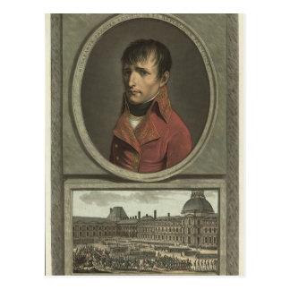 Napoleon Postcard