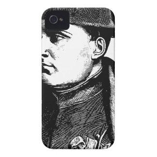 Napoleon Silhouette iPhone 4 Cover