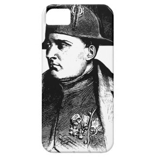 Napoleon Silhouette iPhone 5 Case