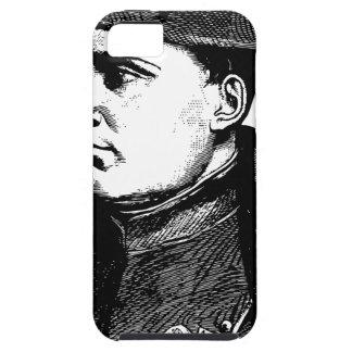 Napoleon Silhouette iPhone 5 Cases