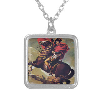 Napoleon Silver Plated Necklace