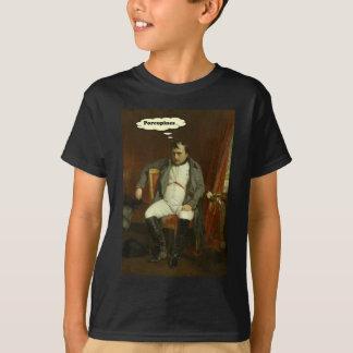 Napoleon Thinks About Porcupines T-Shirt