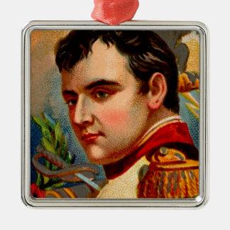 Napoleon Vintage Metal Ornament