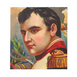 Napoleon Vintage Notepad