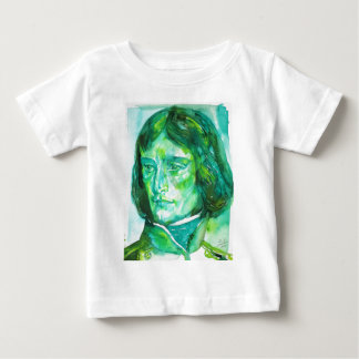 napoleon - watercolor portrait baby T-Shirt