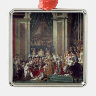 Napoleon's Consecration and Josephine's Metal Ornament