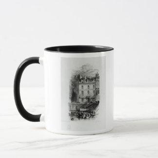 Napoleon's Lodgings on the Quai Conti, 1834-36 Mug