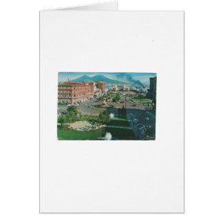 Napoli 1965 card