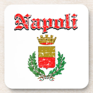 NAPOLI coat of arm Coaster
