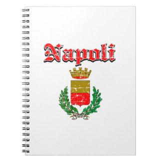 NAPOLI coat of arm Notebook