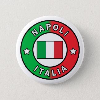 Napoli Italia 2 Inch Round Button