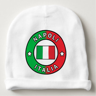 Napoli Italia Baby Beanie
