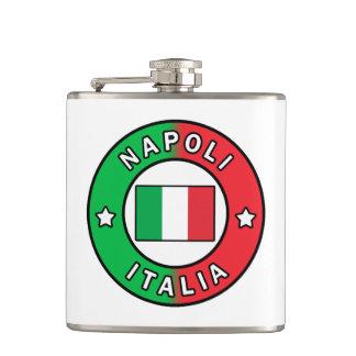 Napoli Italia Hip Flask