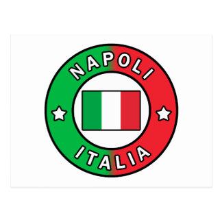 Napoli Italia Postcard