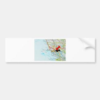 Napoli (Naples), Italy Bumper Sticker