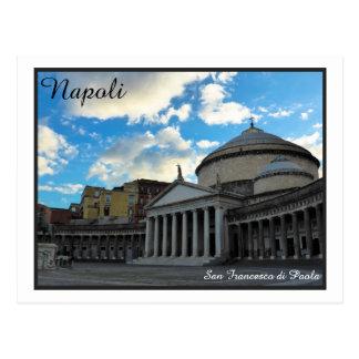 Napoli Postcard