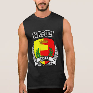 Napoli Sleeveless Shirt