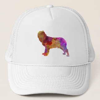 Napolitan Ma in watercolor.png Trucker Hat