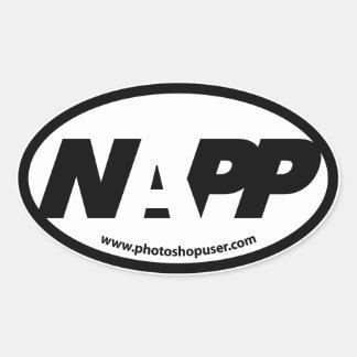 NAPP Euro Sticker