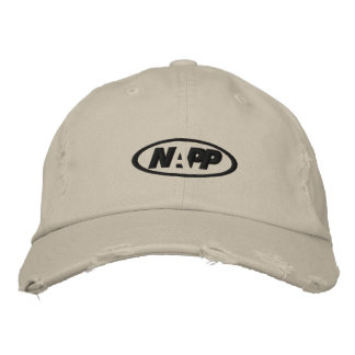 NAPP Hat Embroidered Hats