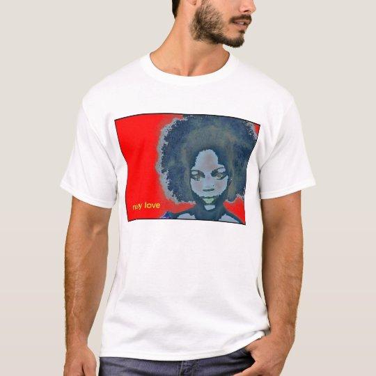 nappy love2 T-Shirt
