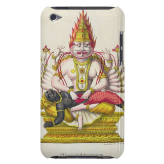 Narasimha, engraved by de Marlet (colour litho) Case-Mate iPod Touch Case