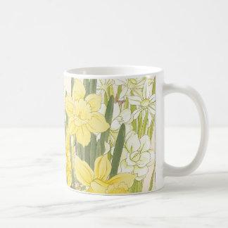 Narcissus, Daffodils and Jonquils Coffee Mug